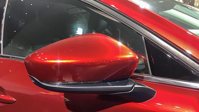 Cận cảnh Mazda CX-30 mới, giá hơn 830 triệu đồng - 8