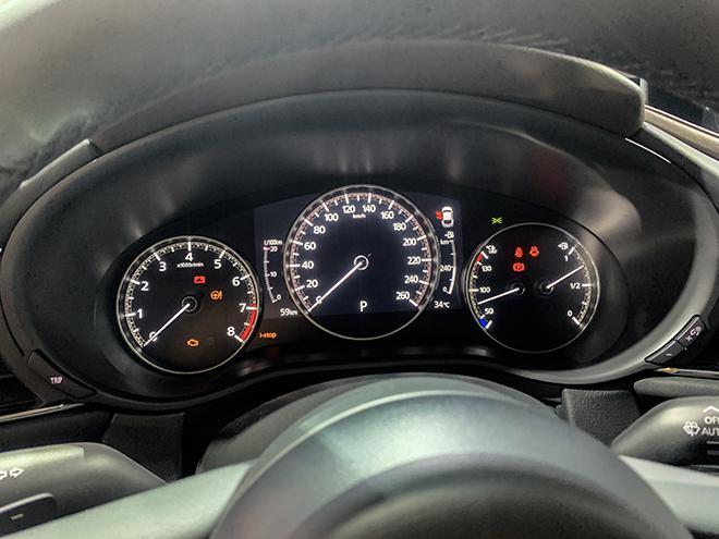 Cận cảnh Mazda CX-30 mới, giá hơn 830 triệu đồng - 15