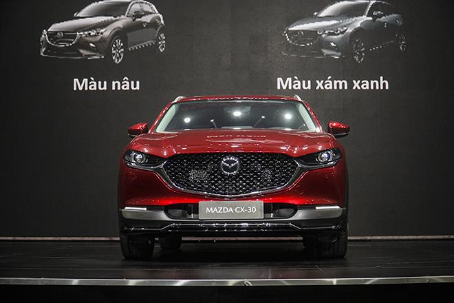 Cận cảnh Mazda CX-30 mới, giá hơn 830 triệu đồng - 1