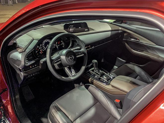 Cận cảnh Mazda CX-30 mới, giá hơn 830 triệu đồng - 11