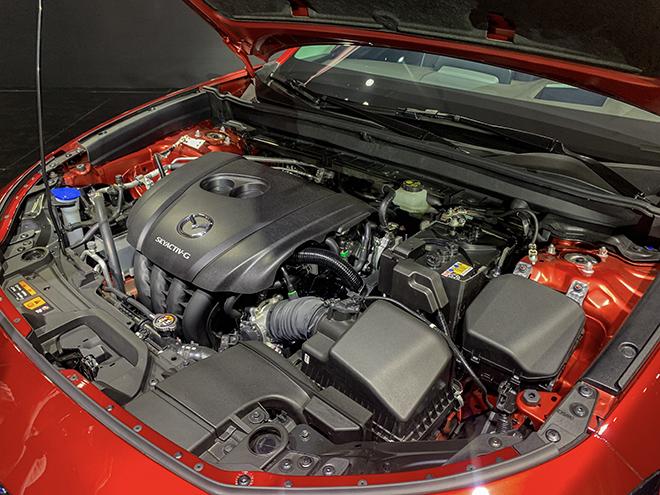 Cận cảnh Mazda CX-30 mới, giá hơn 830 triệu đồng - 10