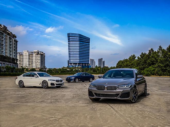Giá lăn bánh các phiên bản BMW 5-Series vừa được ra mắt - 3