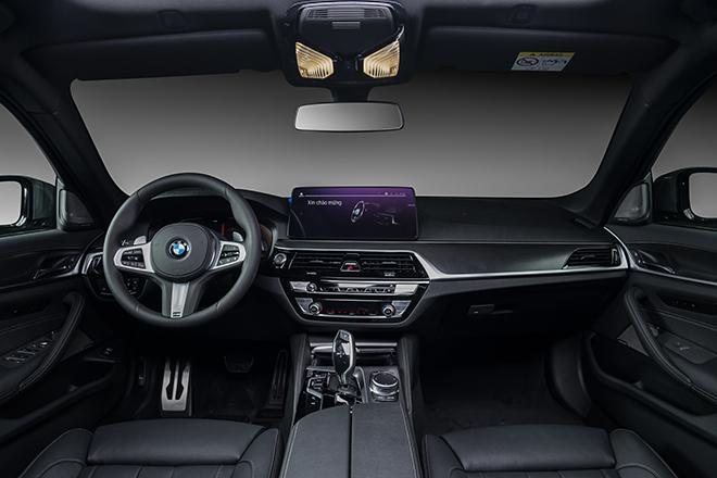 Giá lăn bánh các phiên bản BMW 5-Series vừa được ra mắt - 8
