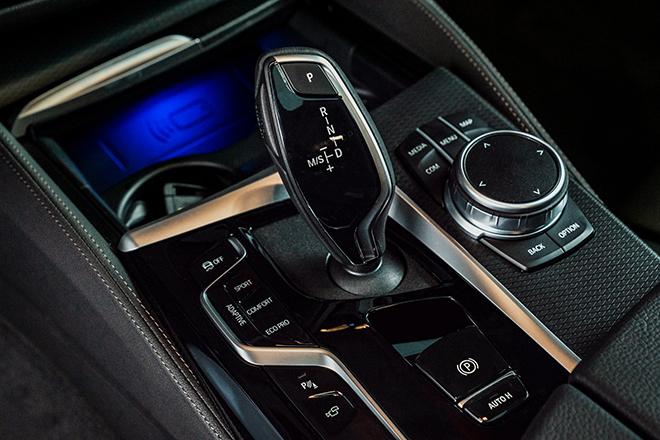 Giá lăn bánh các phiên bản BMW 5-Series vừa được ra mắt - 9