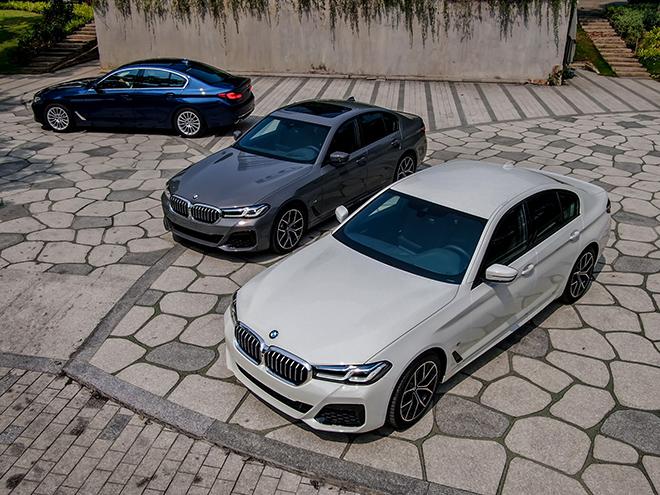 Giá lăn bánh các phiên bản BMW 5-Series vừa được ra mắt - 6