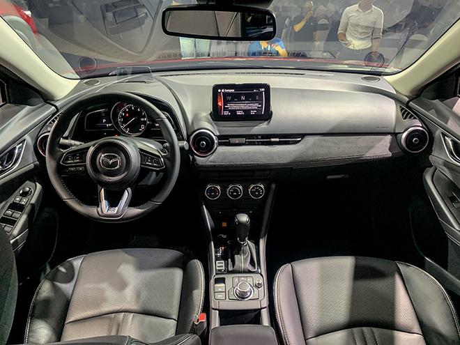 Giá lăn bánh Mazda CX-3 và CX-30 vừa ra mắt, rẻ nhất 629 triệu đồng - 6