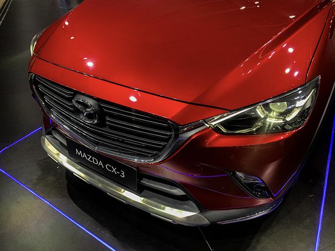 Giá lăn bánh Mazda CX-3 và CX-30 vừa ra mắt, rẻ nhất 629 triệu đồng - 5