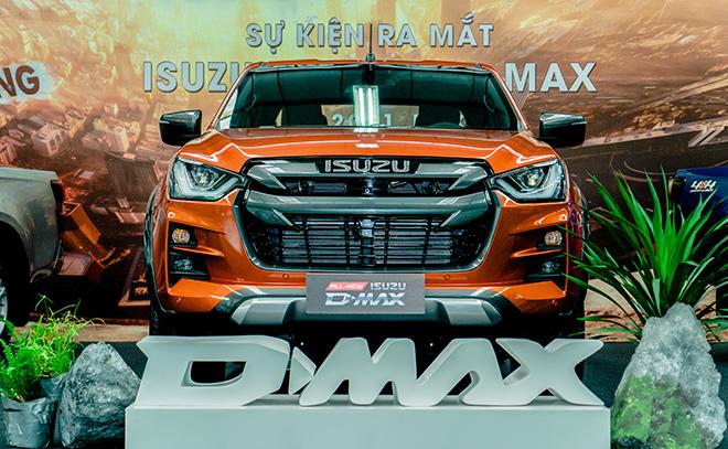 Giá lăn bánh các phiên bản mới của Isuzu D-Max tại Việt Nam - 5