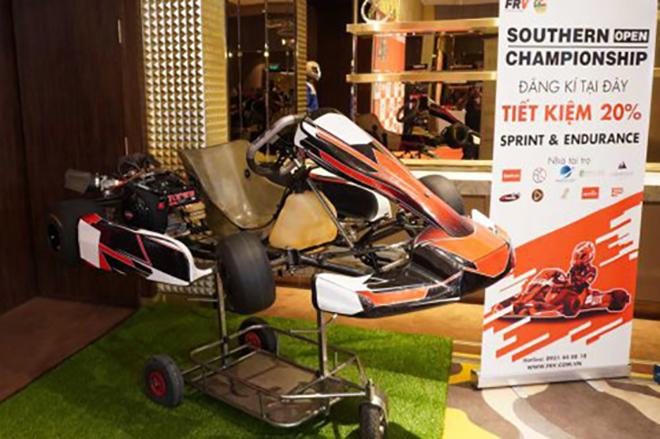 Giải đua xe Go Kart quy tụ đông vận động viên nhất sắp được khởi tranh - 4