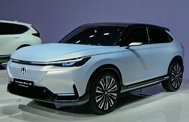 Honda HR-V liệu có thêm biến thể sử dụng động cơ điện? - 5