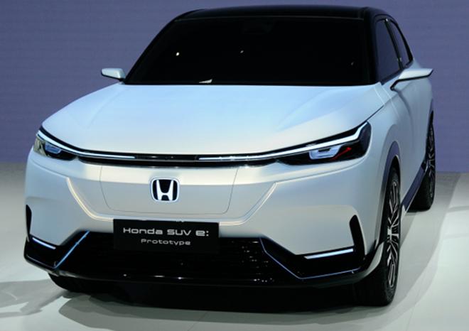 Honda HR-V liệu có thêm biến thể sử dụng động cơ điện? - 4