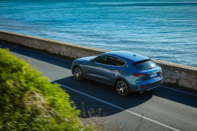 Maserati Levante lần đầu tiên được trang bị động cơ lai Hybrid - 4