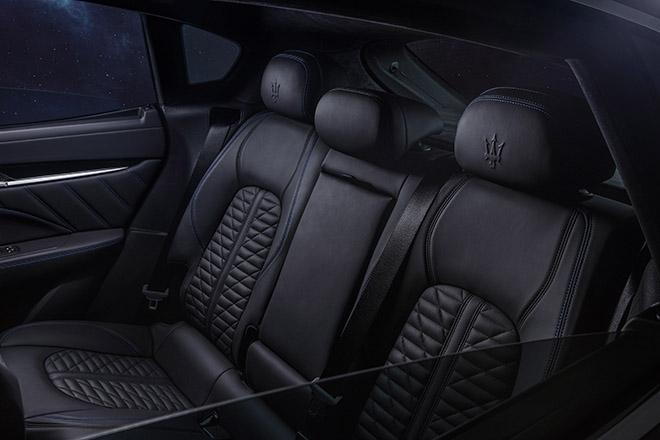 Maserati Levante lần đầu tiên được trang bị động cơ lai Hybrid - 11