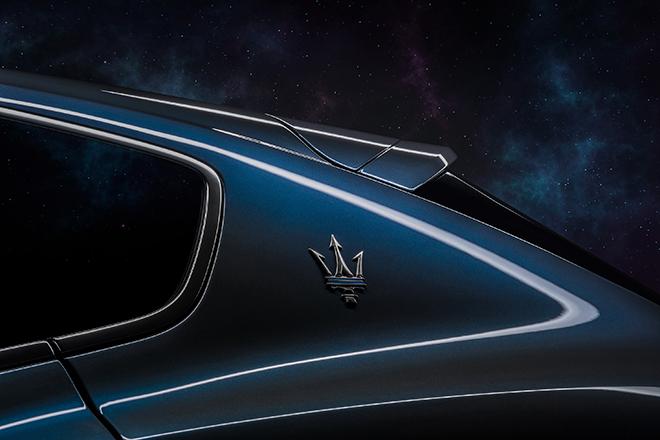 Maserati Levante lần đầu tiên được trang bị động cơ lai Hybrid - 5
