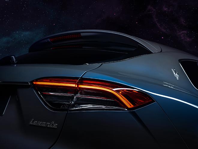 Maserati Levante lần đầu tiên được trang bị động cơ lai Hybrid - 6