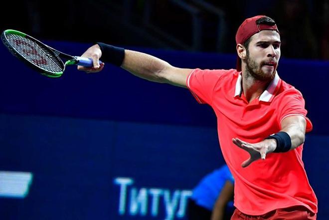 Nóng tennis Barcelona Open: Ramos Vinolas vượt khó hơn 3 tiếng, Gasquet thua sốc - 1