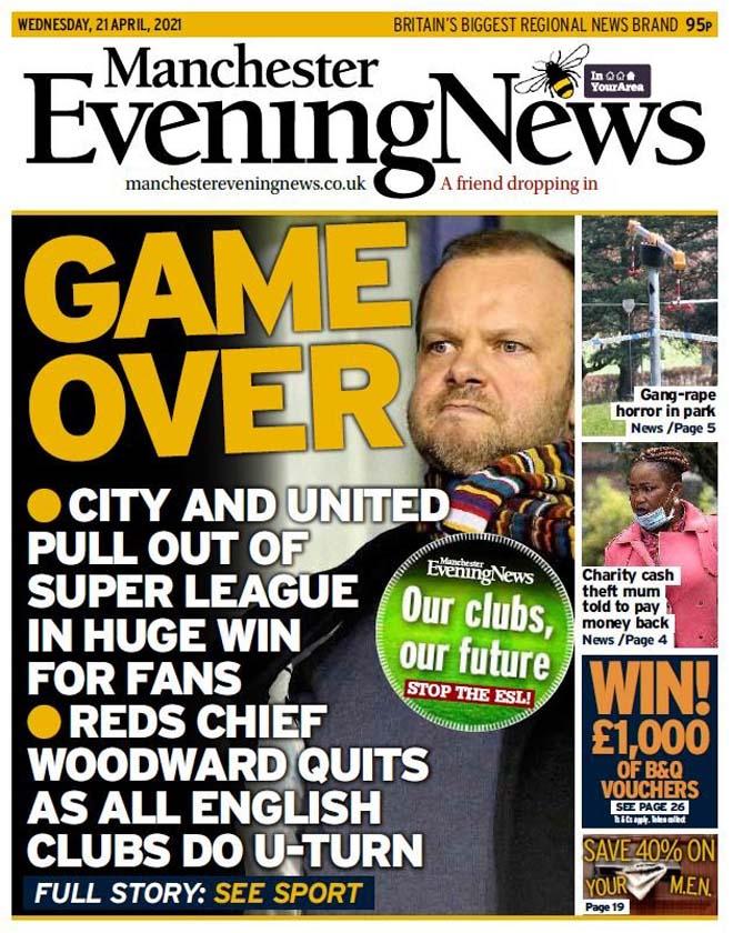 Phó chủ tịch Ed Woodward từ chức, MU khốn khó vì Super League: Sếp mới là ai? - 1