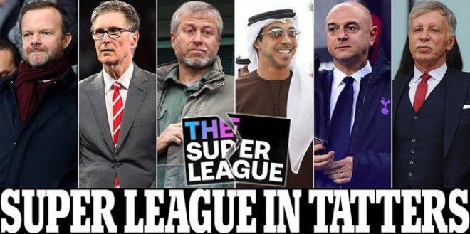 """MU và Big 6 """"méo mặt"""" vì bỏ Super League, lo bị ông trùm Perez phạt 600 triệu bảng - 1"""