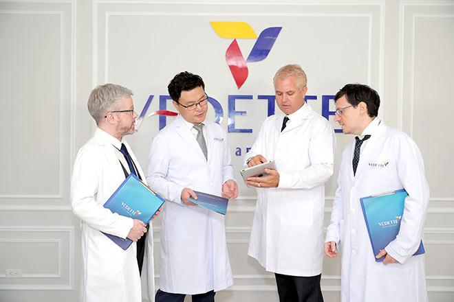 Tên tuổi tạo nên thương hiệu TMV Quốc tế Vedette - 1