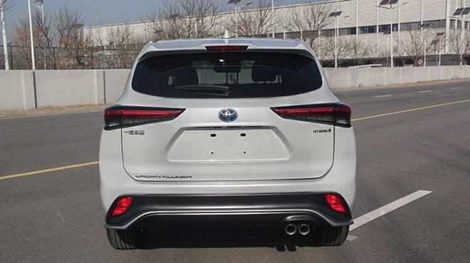 Xe sang Toyota Crown sắp có thêm biến thể SUV - 2