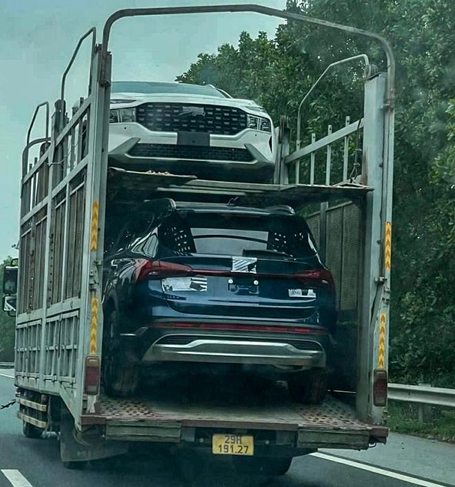 Đại lý Hyundai nhận cọc SantaFe bản nâng cấp tại Việt Nam - 1