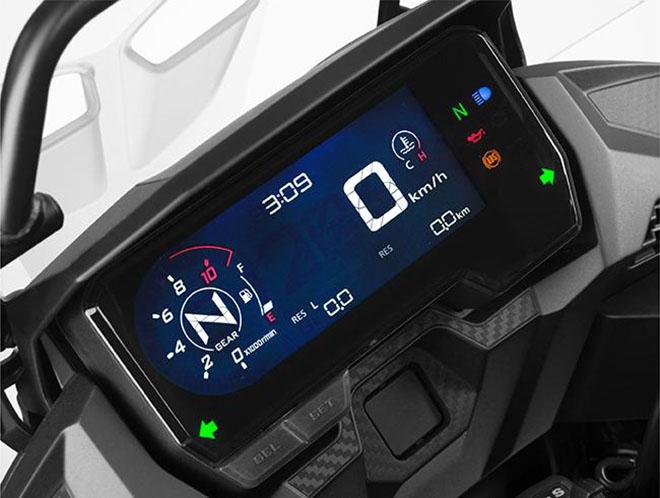 Loạt mô tô Honda phiên bản 2021 được bán tại Việt Nam - 8