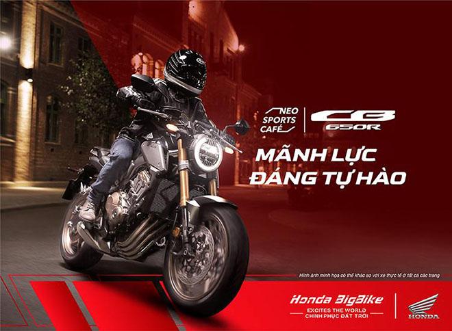 Loạt mô tô Honda phiên bản 2021 được bán tại Việt Nam - 10