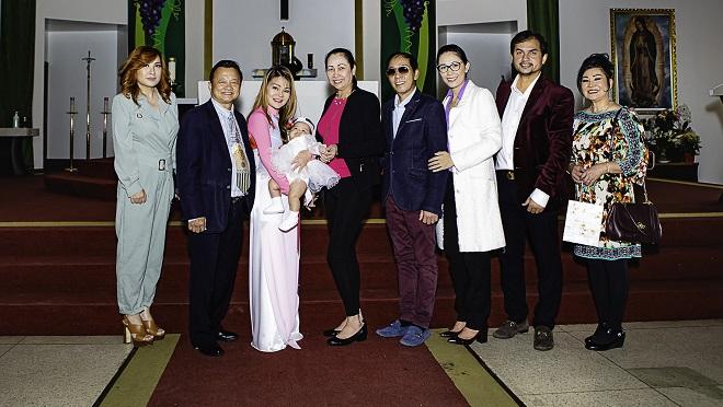 Hoa hậu Thanh Mai cùng Đức Tiến lên kế hoạch thiện nguyện tại Việt Nam - 1