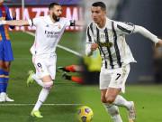 """Nhận định trận hot hôm nay: Real Madrid quyết phục hận, CR7 - Juventus gặp """"mồi ngon"""""""