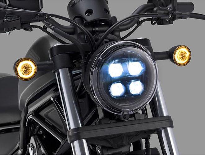 Loạt mô tô Honda phiên bản 2021 được bán tại Việt Nam - 3