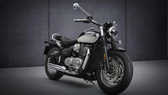 Xế nổ Triumph Bonneville Speedmaster 2021 vừa ra mắt tại Ấn Độ với những nâng cấp về thẩm mỹ và động cơ được sửa đổi