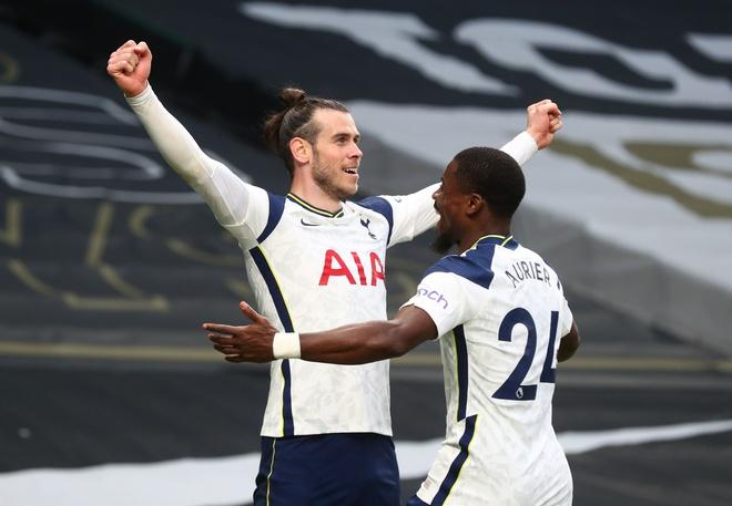 """Bale nổ súng giúp Tottenham thắng ngược, lập tức ngầm """"đá đểu"""" Mourinho - 1"""