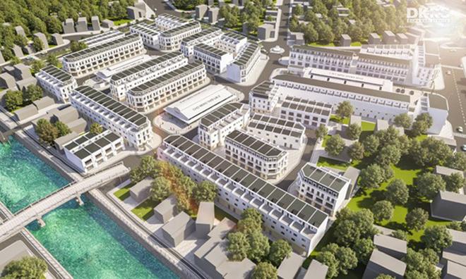 Khu đô thị chợ Thới Lai mới - nơi an cư lý tưởng và đầu tư sinh lời vượt trội - 1