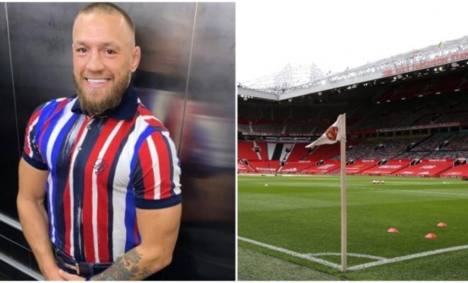 """""""Gã điên"""" McGregor đòi mua Man Utd, fan """"Quỷ đỏ"""" đáp trả thẳng thừng - 1"""