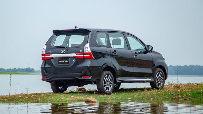 Giá xe Toyota Avanza lăn bánh tháng 4/2021, rẻ nhất 544 triệu đồng - 5
