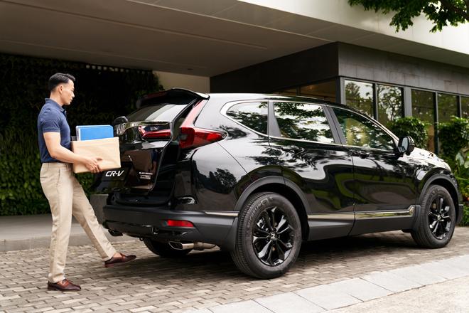 Những điểm khác biệt trên Honda CR-V LSE - 6