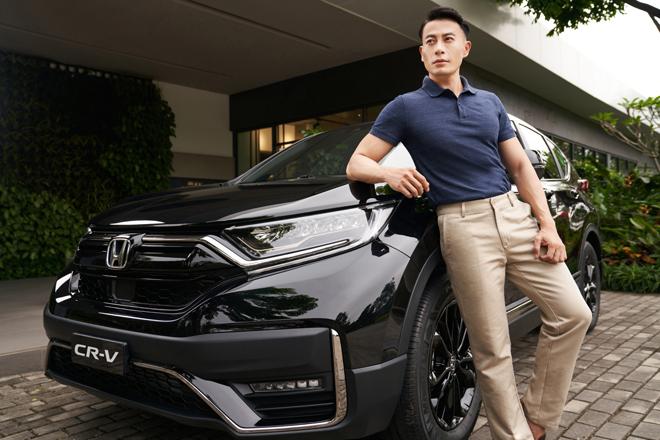 Những điểm khác biệt trên Honda CR-V LSE - 5