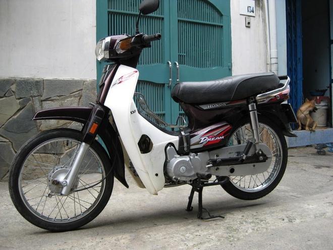 Những xe máy Trung Quốc từng khuấy đảo thị trường Việt Nam - 1