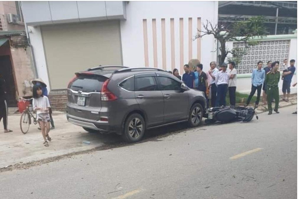 Tạm giam nữ tài xế lái ô tô gây tai nạn khiến 2 mẹ con tử vong thương tâm - 1