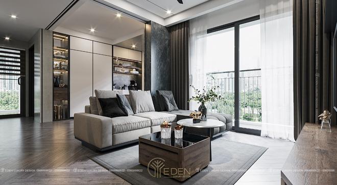 Thiết kế nội thất chung cư EDEN - mang đến cho bạn không gian sống hoàn mỹ - 1