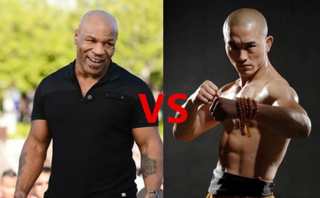 """Yi Long chưa đấu """"Vua Thái Cực"""", muốn dùng võ Thiếu Lâm hạ Mike Tyson - 1"""