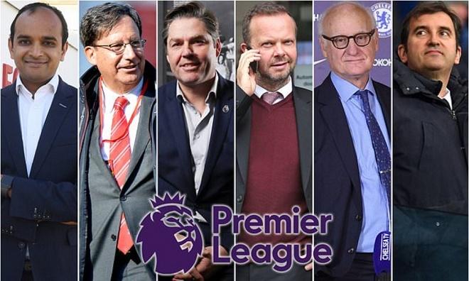 """""""Big 6"""" rút khỏi Super League vẫn khó thoát tội, 1 loạt sếp lớn sắp """"ra đường"""" - 1"""