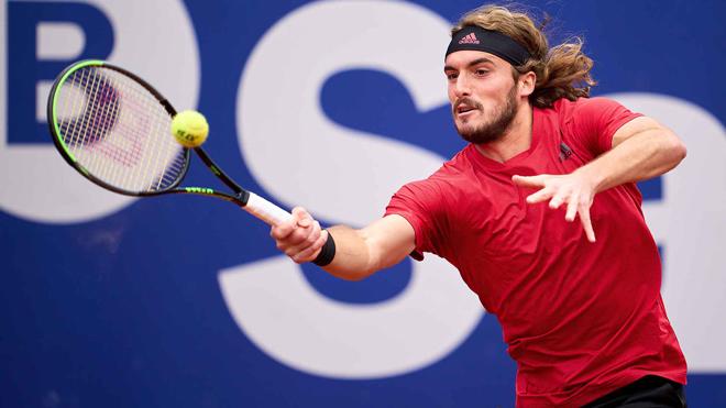 Trực tiếp tennis Barcelona Open: Tsitsipas tiếp đà thăng hoa, tiến vào tứ kết - 1