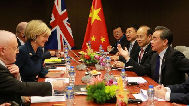 Dứt khỏi Vành đai - Con đường, Úc 'tuyên chiến' với Trung Quốc - 1