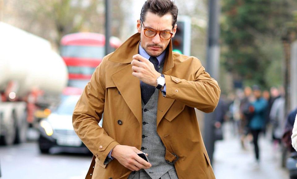 Bí quyết mặc đẹp như một chàng trai London - 1