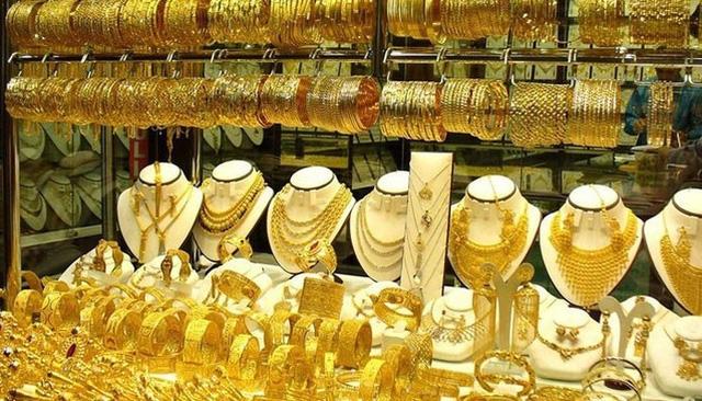 """Giá vàng hôm nay 23/4: Vàng """"rớt"""" khỏi đỉnh - 1"""