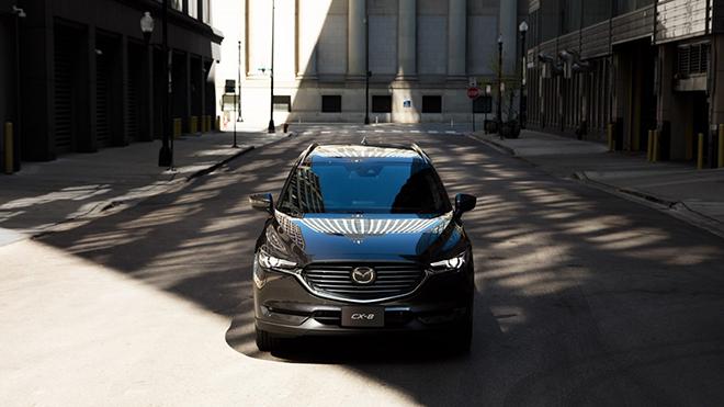 Giá xe Mazda CX-8 lăn bánh tháng 4/2021 - 1