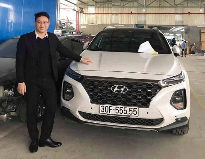 """Hyundai Santa Fe bốc biển ngũ quý 9 """"hét giá"""" gần 4 tỷ đồng - 9"""