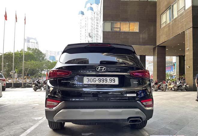 """Hyundai Santa Fe bốc biển ngũ quý 9 """"hét giá"""" gần 4 tỷ đồng - 5"""