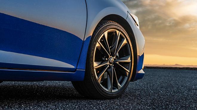 Lexus ES bản nâng cấp chính thức trình làng - 7